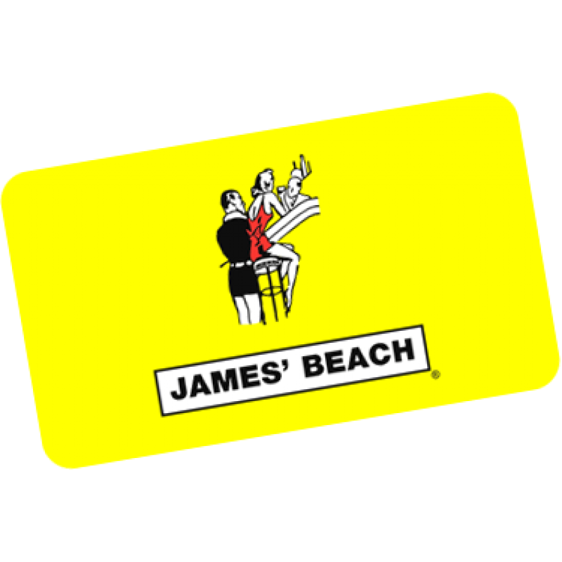 James' Beach Gift Card